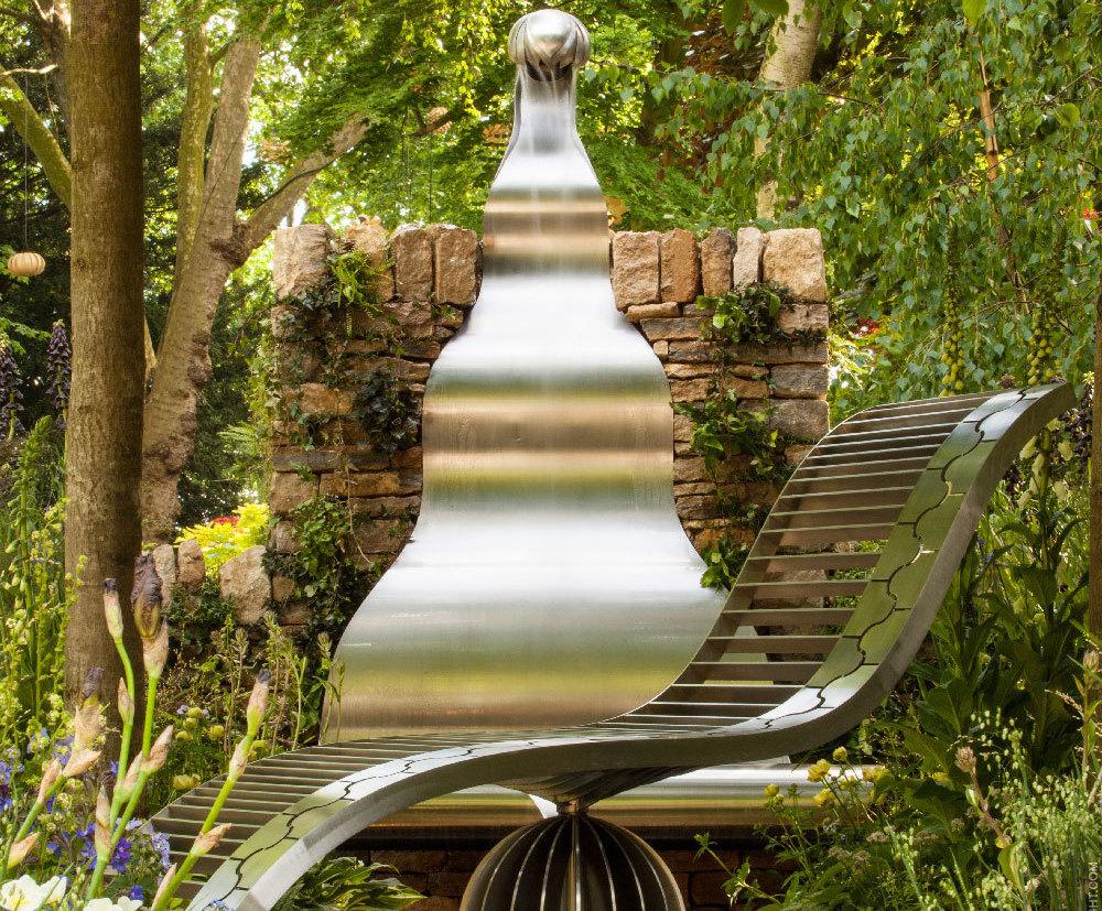 The Poetry Lover\'s Garden | Outdoor Design | ESI External Works