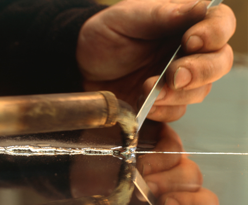 Metalworking – bespoke furniture commissions