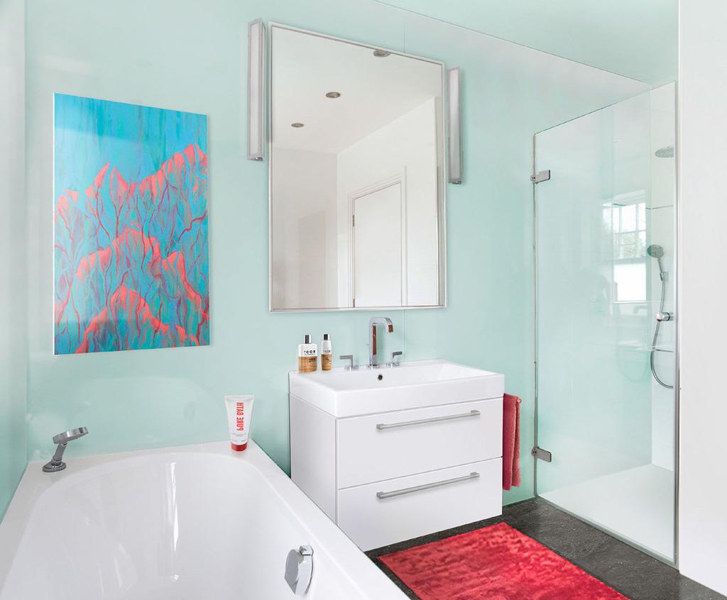Multipanel™ Reflect high gloss waterproof wall panels | Multipanel ...