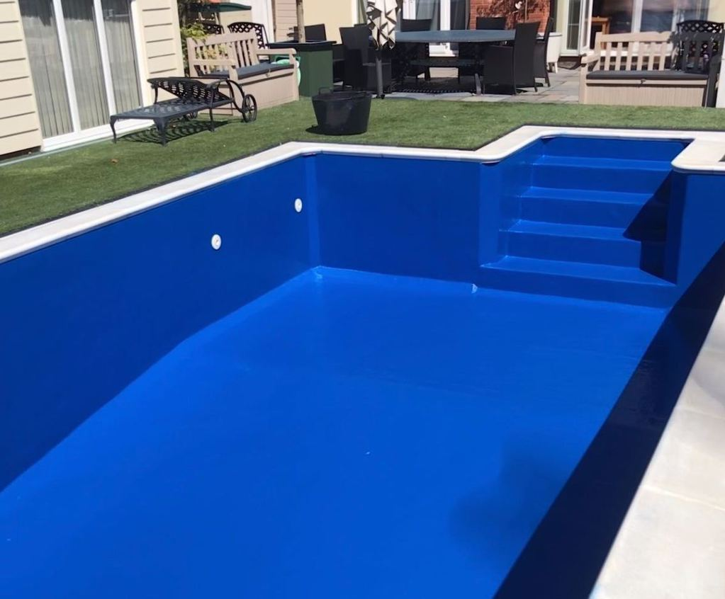 Swimming pool lining | Lining Systems GRP | ESI External Works