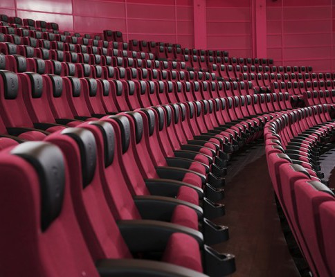 Ferco Paragon 755 seating for iconic Norwegian cinema