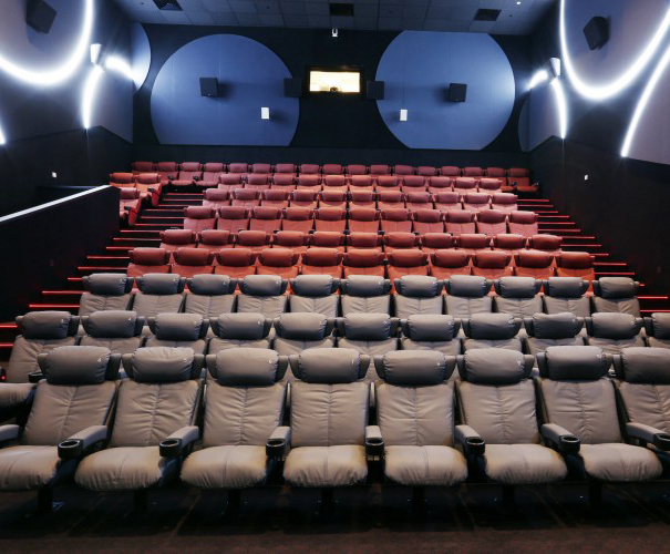 Opus VIP cinema seating