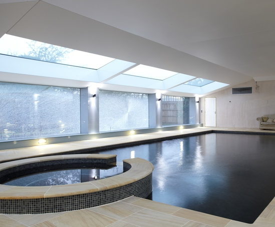 indoor swimming pool lighting. Indoor Swimming Pool In London Lighting F