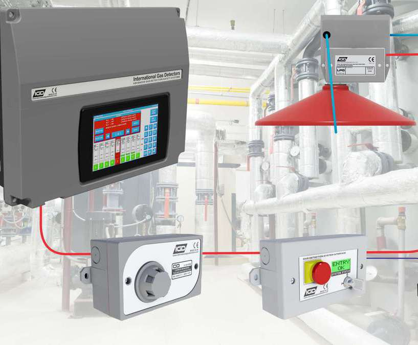 Integrated gas safety solutions for boiler plant rooms ...