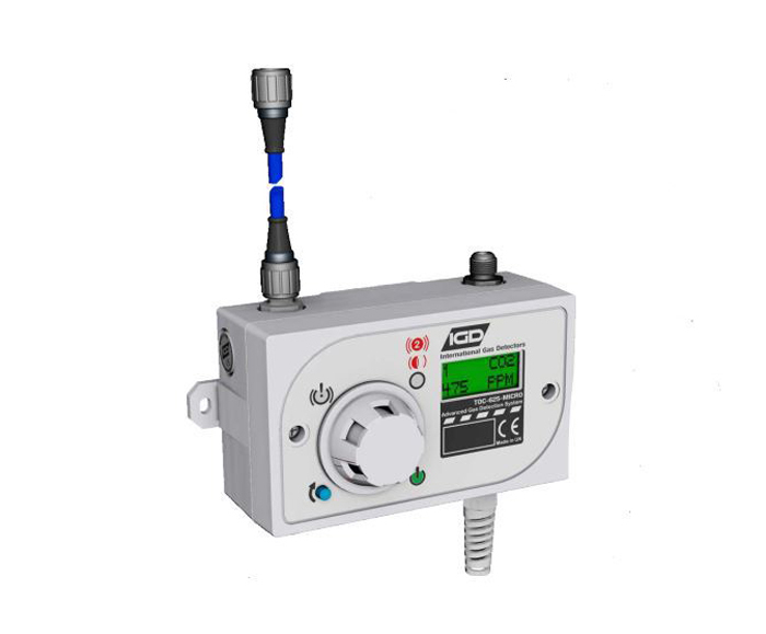 IGD's solution for gas detection in College craft room