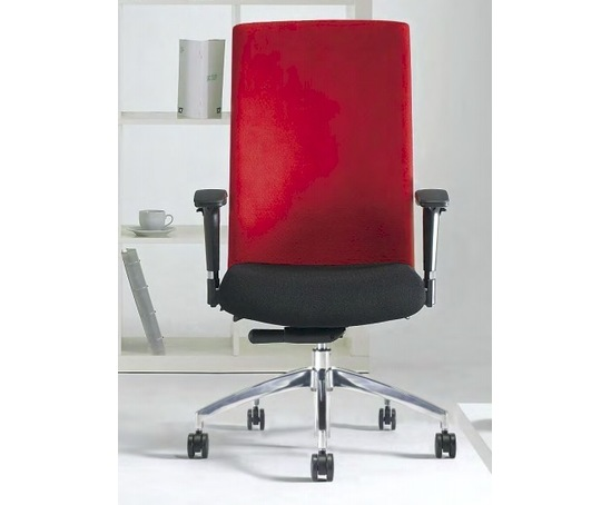 Superbe Flame High Back Deluxe Task Chair