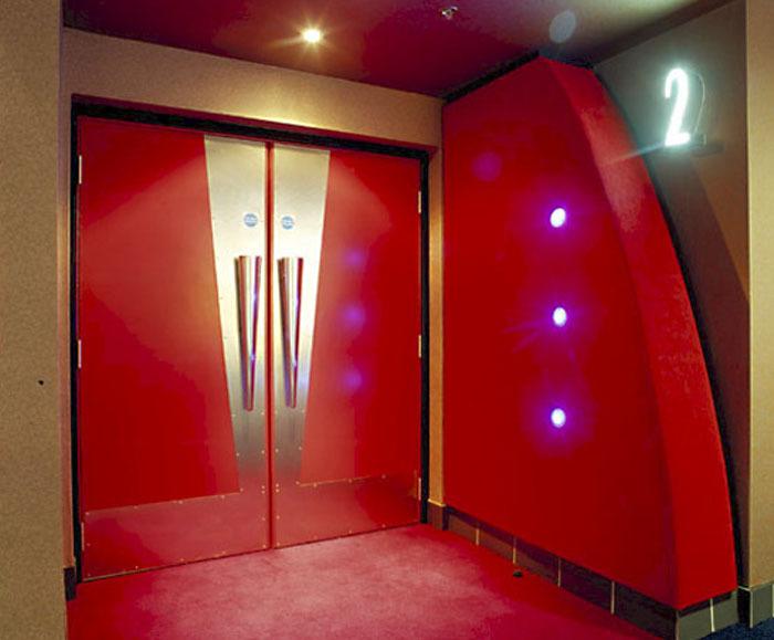 Flameguard fire-resistant hinged steel door & Flameguard fire-resistant hinged steel doors   Bolton Gate Company ...