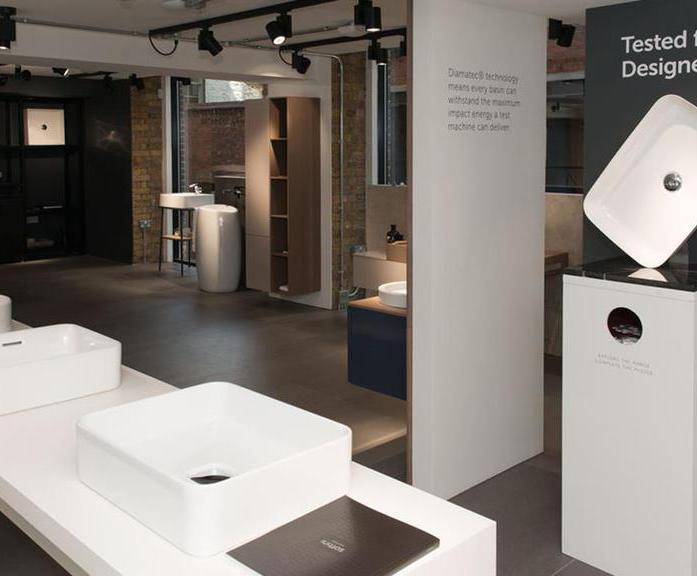 Ideal Standard opens new £1m showroom in London | Ideal
