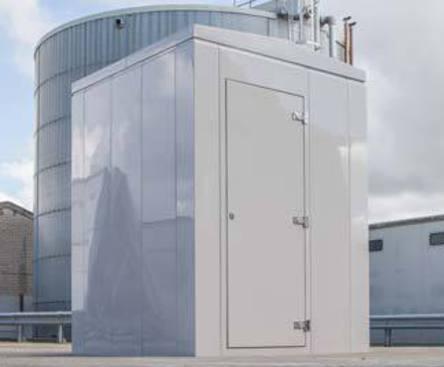 Element™ GRP modular housing