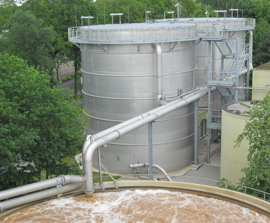 Biological treatment for paper pulp wastewater, Bulgaria