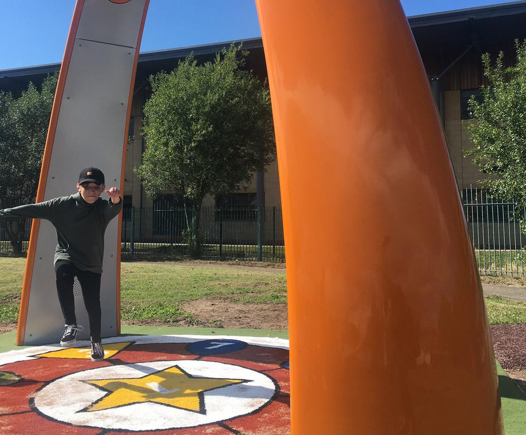 Jupiter helps create UK's most interactive playground