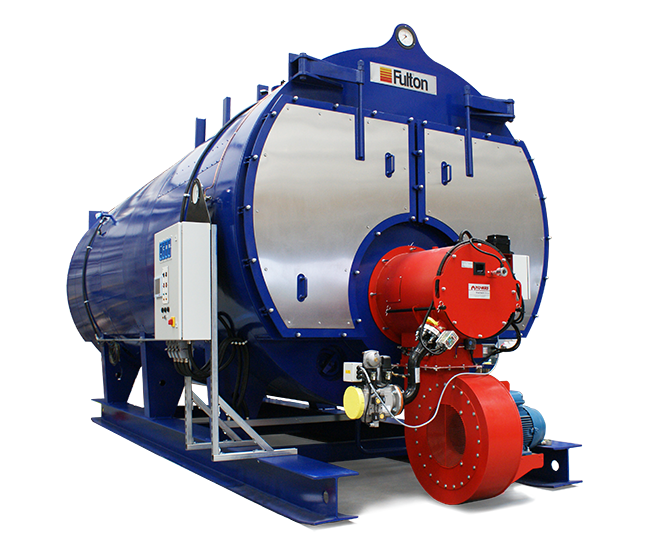 FB-S & FB-C horizontal fuel-fired steam boiler | Fulton | ESI ...