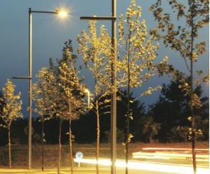 Santa U0026 Cole Candela LED Street Light