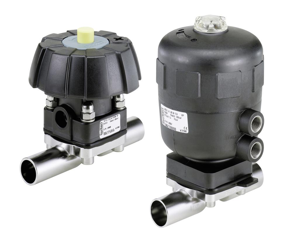 Brkert launches latest hygienic diaphragm valve brkert fluid brkert launches latest hygienic diaphragm valve ccuart Choice Image