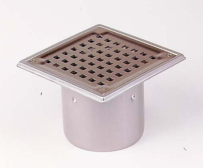 Light Duty 160300110 Floor Drain Concretetile Floors Blucher