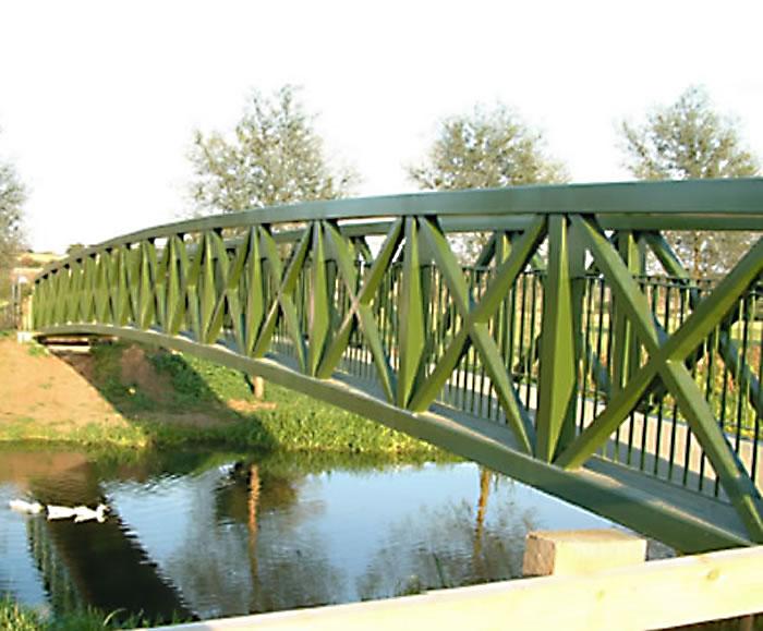 steel truss bridges cts bridges esi external works