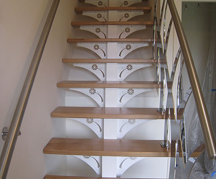 Steel Staircase Kit; Steel Staircase Kit ...