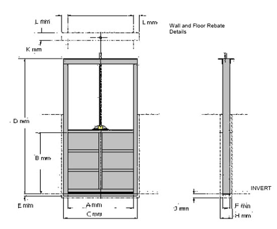 Design Of Sluice Gate Pdf