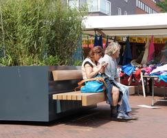 Streetlife R&R Hug a Tub for Amstelveen