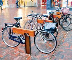 R&R bicycle parking racks – Delft