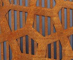 Tree Grilles CorTen Extra Fine Magic Detail Close
