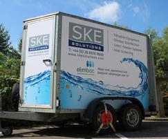 SKE Solutions: SKE Reveal New SKE Elimbac Trailer