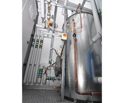 LTHW boiler plantrooms