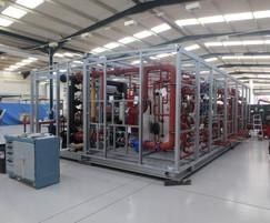 Packaged plantroom – technology company, Kings Langley