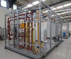 Boiler PPR Installation At CAS Premise