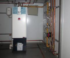 Cold Water PPR Installation At CAS Premise