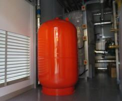 Package boiler installation at Constant Air Systems
