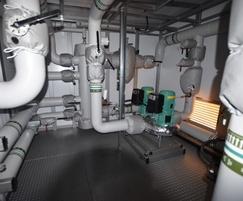 CHW plantroom