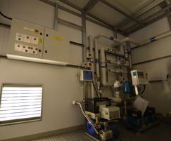 CWS plantroom
