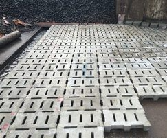 Bagnall Construction Filter Bed Drainage Tiles