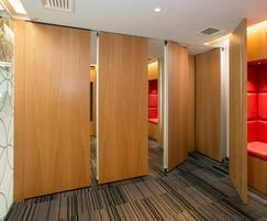 Style Door Systems: A New Chapter in Room Flexibility at Birmingham Library