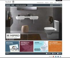 Twyford Bathrooms: Twyford's new-look website goes live
