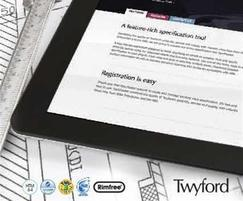 Twyford Bathrooms: SpecMaster online specification system from Twyford
