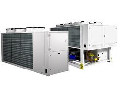 NRP multi-purpose air cooled units with axial fans