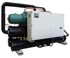 WF water cooled chiller