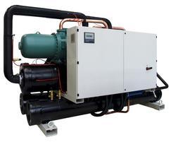 HWF water to water heat pump