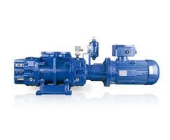 HV Series high vacuum positive displacement blower