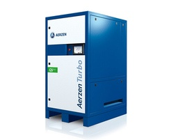 Aerzen Machines Ltd: Aerzen Turbo G5plus: more compact and efficient
