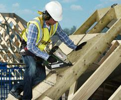 Tongue and groove makes it ideal for roofing