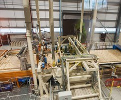 OSB production - Inverness press