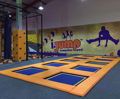 Sterling OSB Zero at i-Jump in Mansfield