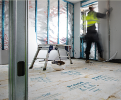 CaberDek flooring panels for high quality homes