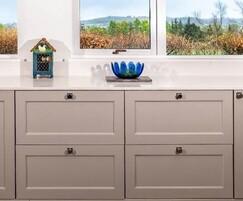 CaberWood MDF Pro MR panels for handmade kitchen