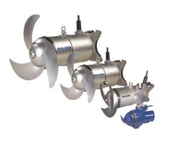 RW submersible mixers
