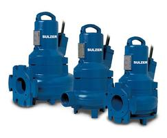 ABS AS submersible wastewater pumps