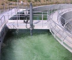 ABS submersible aerator TA in situ